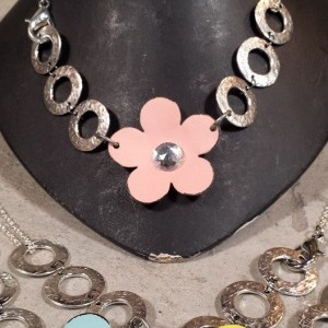 Flower Power Jewelry for a Spring Show