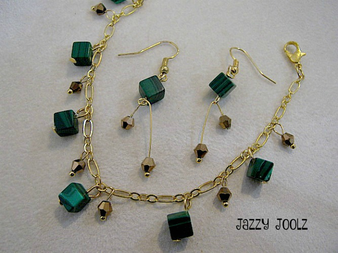 You Don't Have to be Irish for Green Jewelry!