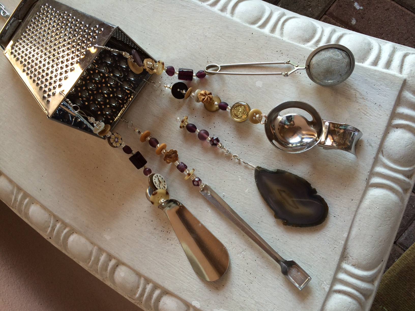 Jewelry for Your Garden and Home