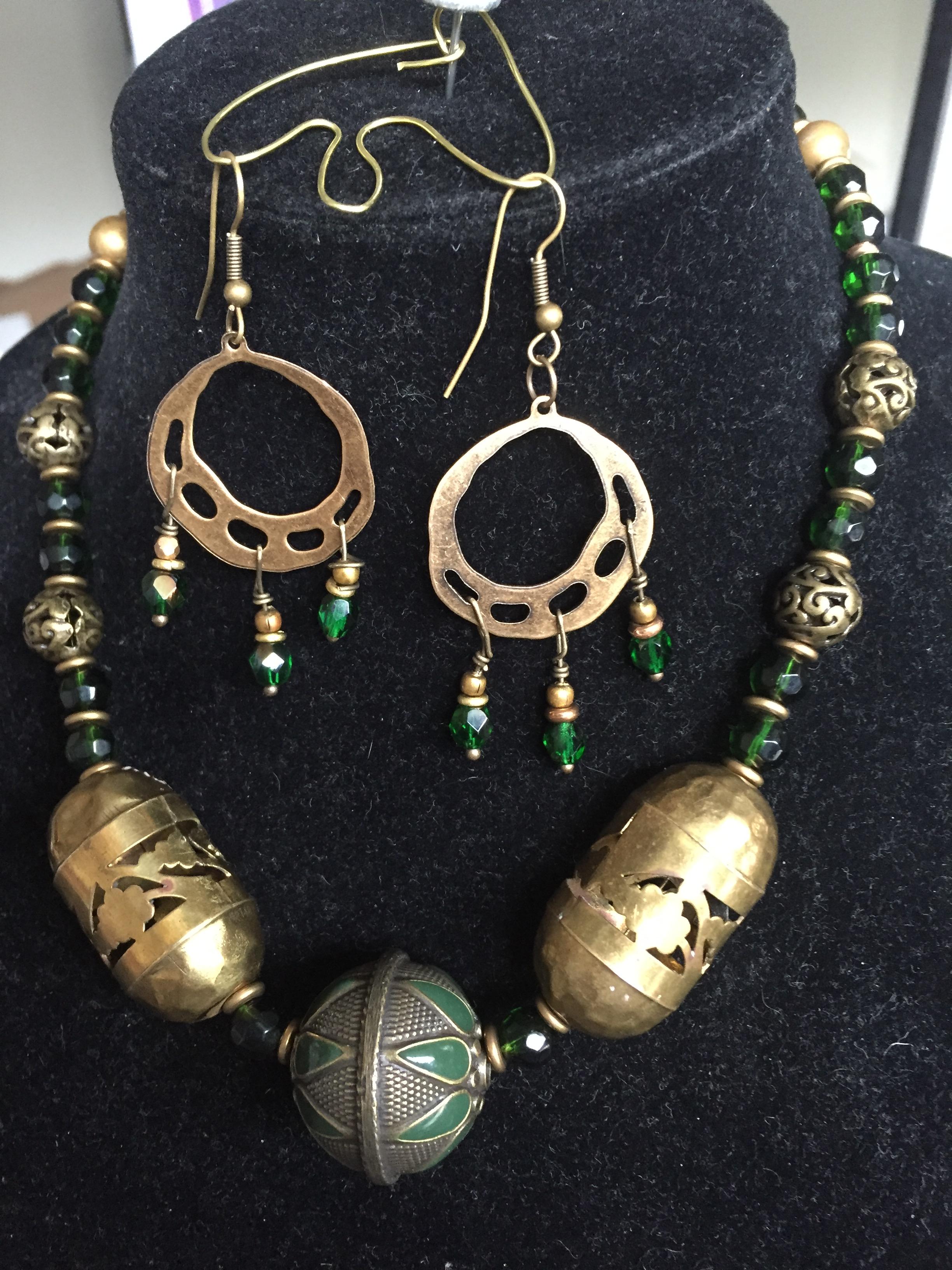 Ancient Necklaces