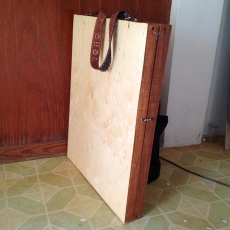 Open Jewelry Carrying Case by Jean BH  - featured on Jewelry Making Journal