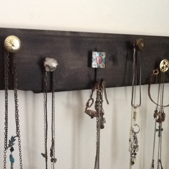 Jewelry Display from the Desert