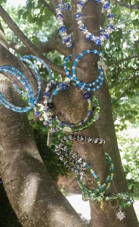 Bracelets by Andrea  - featured on Jewelry Making Journal