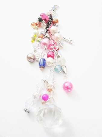 Chunky Charms by Joybelle Malcolm  - featured on Jewelry Making Journal