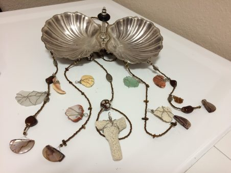 Found at Dania beach sun catcher, by Teri Griffith  - featured on Jewelry Making Journal