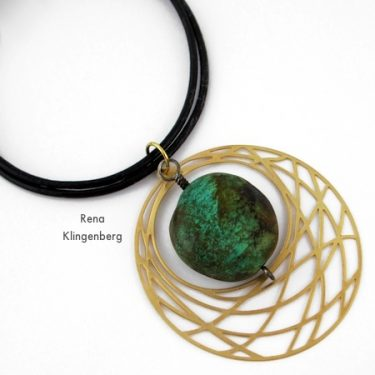 Fun with Layering Pendants (Tutorial)