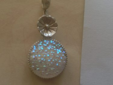 Bling Your Glass Pendant