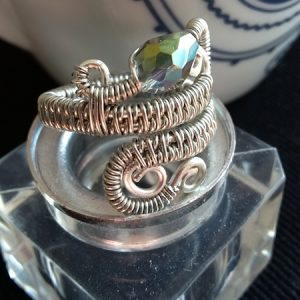 Wire Weaving Ring