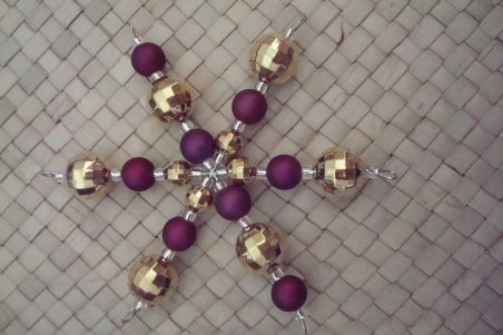 Easy Christmas Ornaments by Kathy Zee  - featured on Jewelry Making Journal