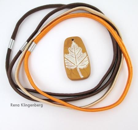 """Componentes para """"Outono"""" Pulseira Multi Wrap Fácil - Tutorial de Rena Klingenberg"""