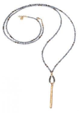 Delicate Gemstone Necklace