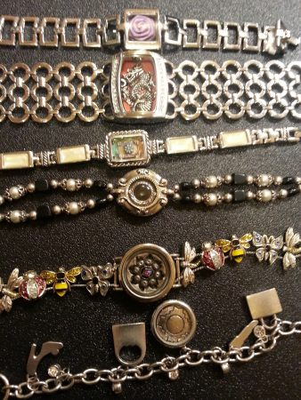 Do you wear a watch? by Sharon Butcher  - featured on Jewelry Making Journal