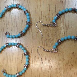 Memory Wire Earrings