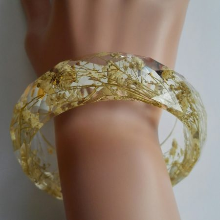 Bridal Bracelet by Rossella  - featured on Jewelry Making Journal