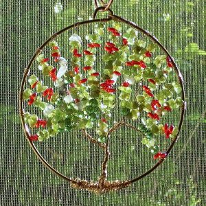 Spring and Autumn Sun Catchers