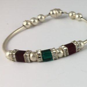 Sparkling Christmas Bracelets