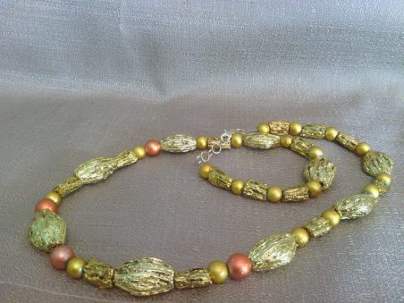 Midas Touch Jewelry by Patricia Whitelow  - featured on Jewelry Making Journal