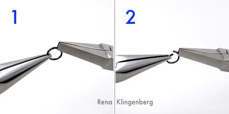 Como abrir um ringue de salto - por Rena Klingenberg