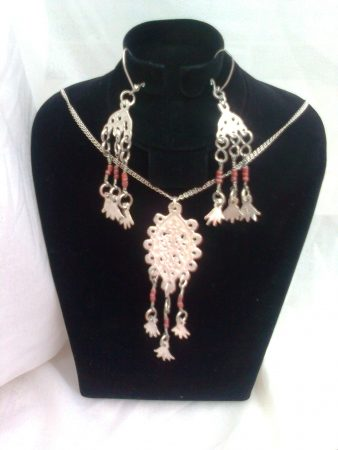 For You to See Me Jewelry Set by Karima  - featured on Jewelry Making Journal