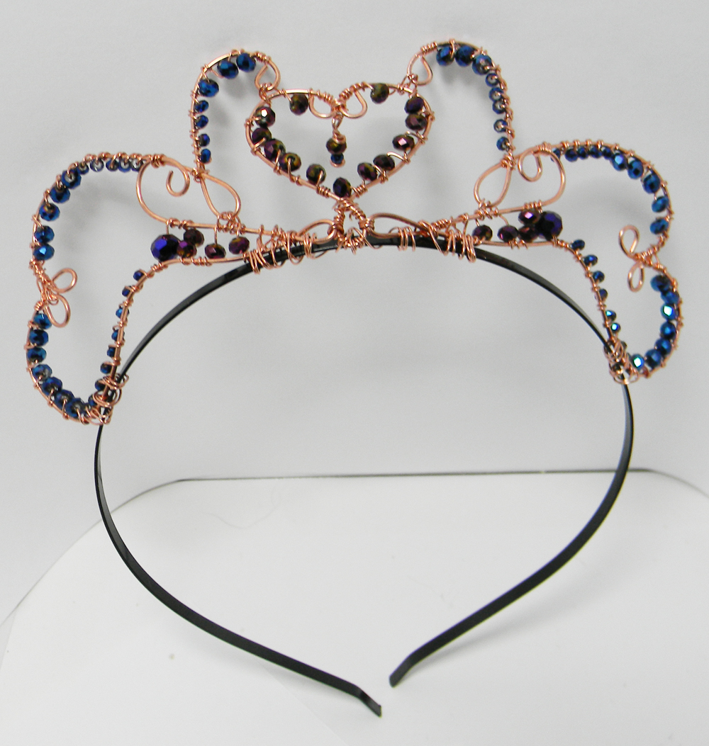 Wire Work Tiara