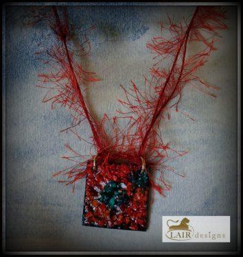 Love Mixed Media Jewelry