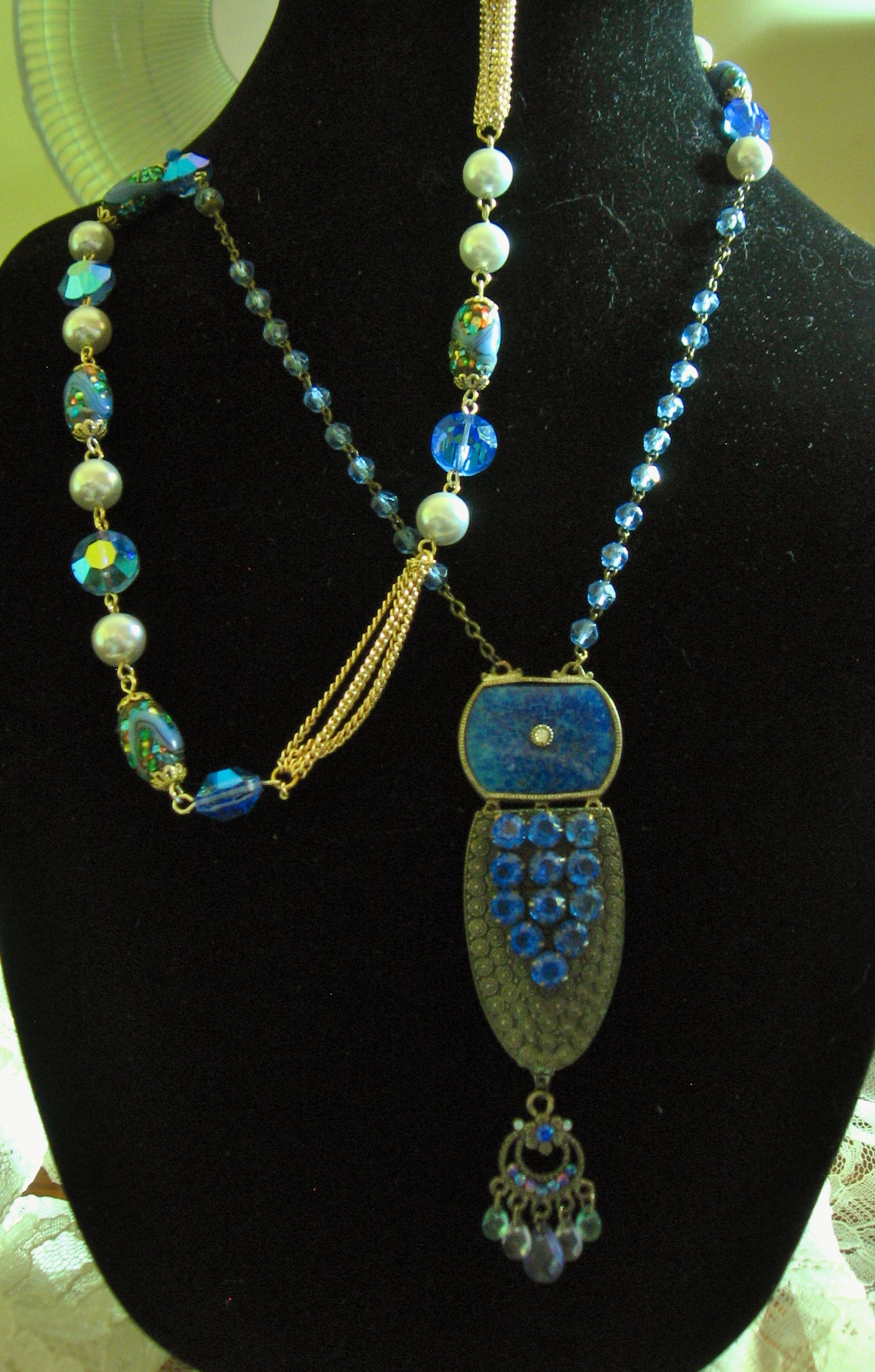 Redesigned Vintage Jewelry