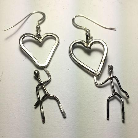 Earrings – Hanging Out for Love