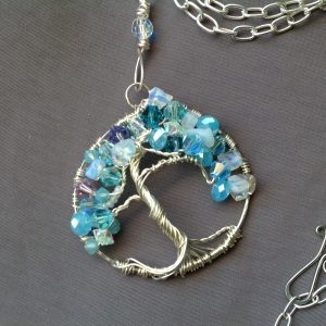 Tree of Life Pendant for Daughter's Birthday