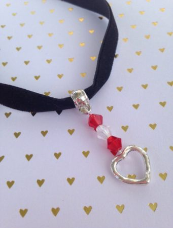 Valentine Jewelry by Lisa Winters-Baldwin  - featured on Jewelry Making Journal