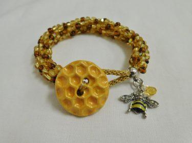 Honey Bee My Bracelet