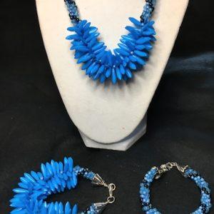 Daggers & Seed Beads