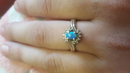 What Is the Stone in this Ring?  - Discussion on Jewelry Making Journal