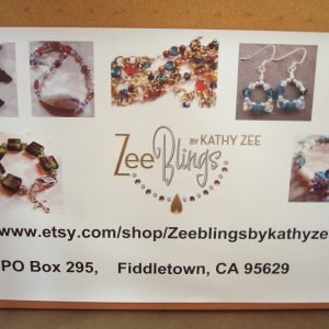 My Banner Sign for Jewelry Shows