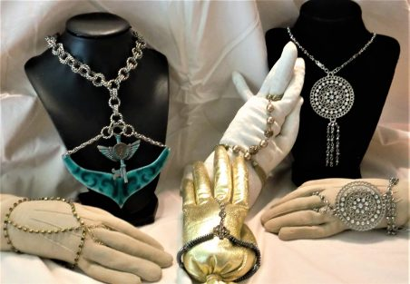 Jewelry by Victoria Beasley  - featured on Jewelry Making Journal