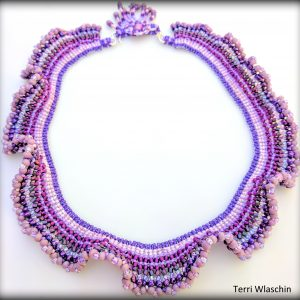 Making Waves Beadwork