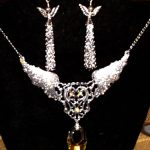 On Wings of Angels Jewelry Set