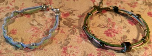 Beach Babies Bracelets by Chris Rehkop - featured on Jewelry Making Journal