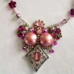 Repurposed or Upcycled Costume Jewelry