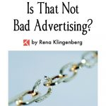 """Is That Not Bad Advertising?"" <br> Funny Examples"
