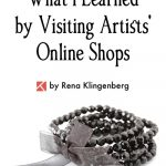 What I Learned by Visiting Artists' Online Shops
