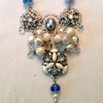 Repurposed Vintage Clip Earrings