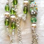 Colorful Long Necklaces Using Same Technique