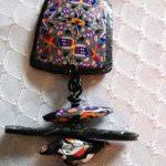 Japanese Style Kaleidoscope Pendant