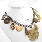 Gypsy Charm Necklace (Tutorial)