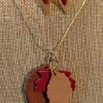 Autumn Daze Jewelry Collection – Leather and Stone