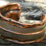 Recycled Copper Cuff
