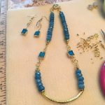Gold Splendor Necklace