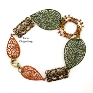 Fantasy Filigree Bracelet (Tutorial)