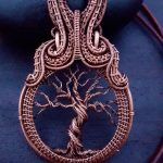 Copper Wire Tree Of Life