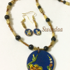 Handcrafted Jewelry, Cold Porcelain Art